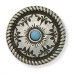 Mesa silver plate