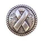 ribbon silver plate