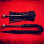 black flogger and dragon