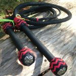 Custom Paracord Whips