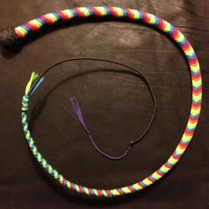 rainbow whip