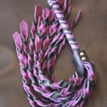 purple twisted fall