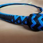 sky and blue 2 foot whip