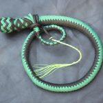 green mini snake