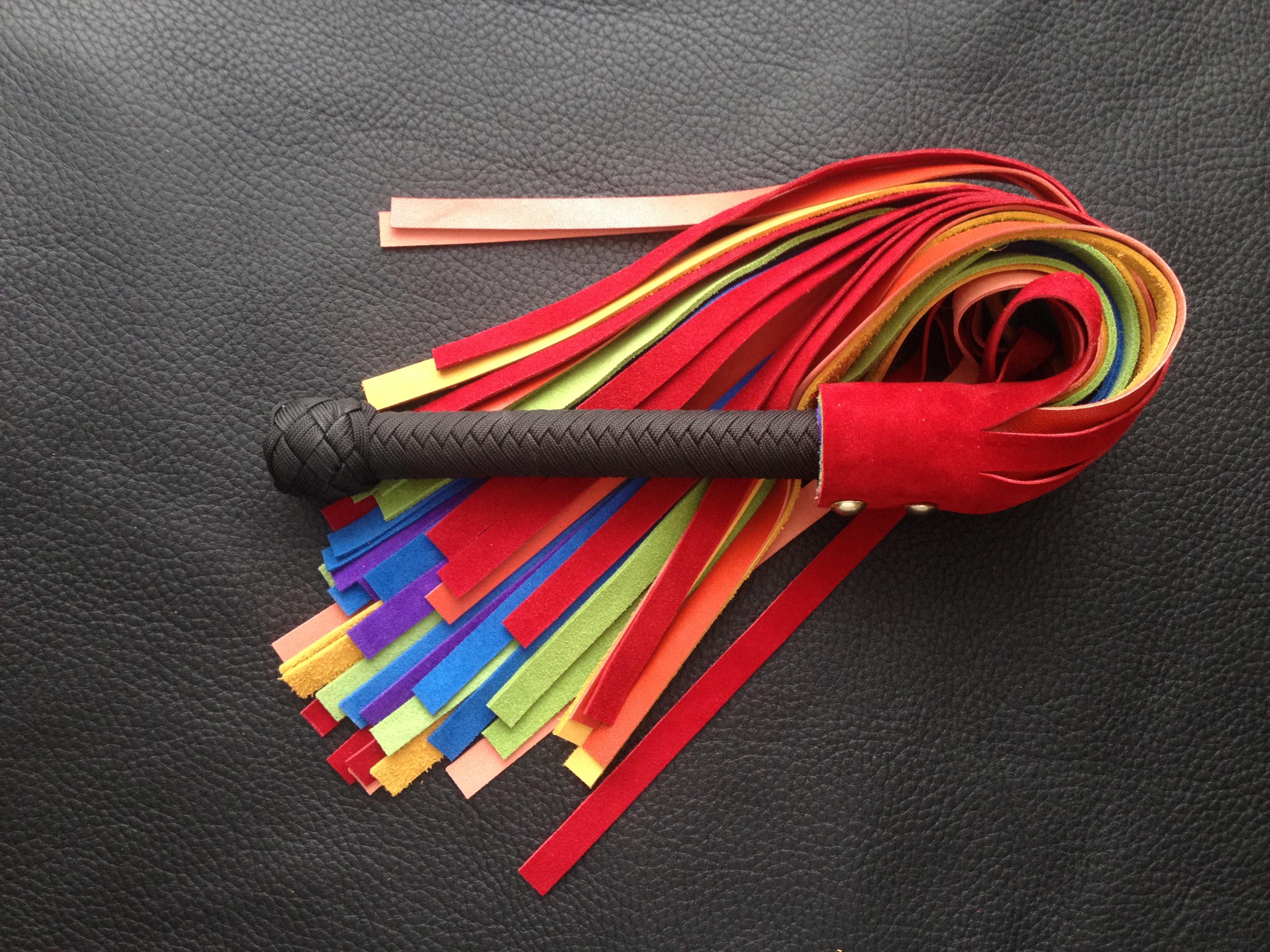 rainbow flogger 002