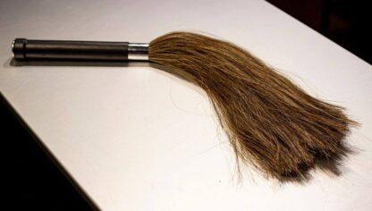 horsehair flogger